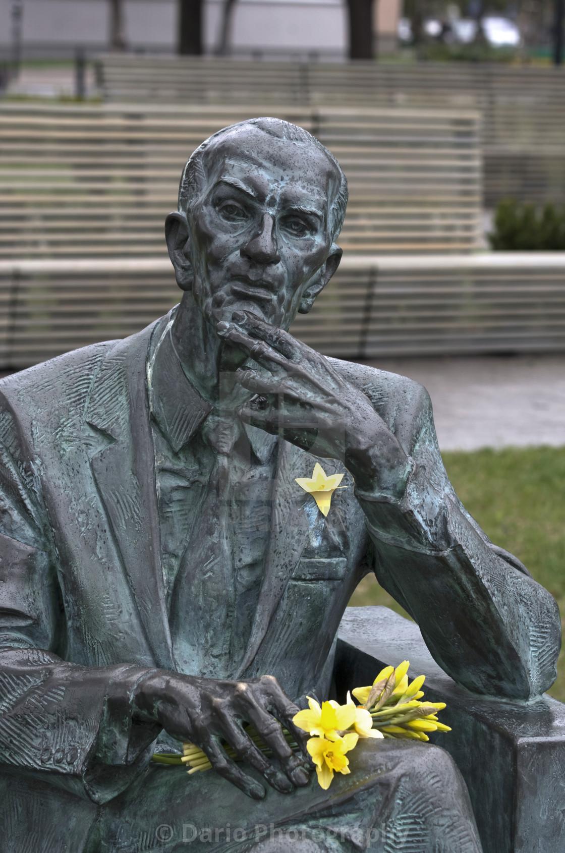 """""""Jan Karski"""" stock image"""