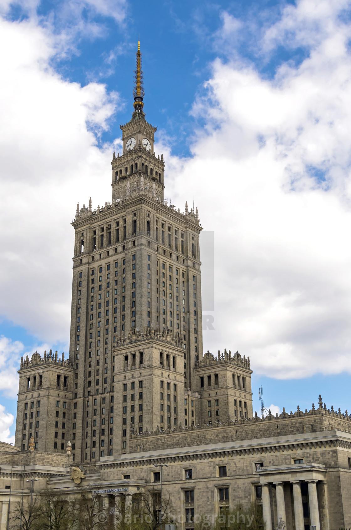 """Poland, Warsaw"" stock image"