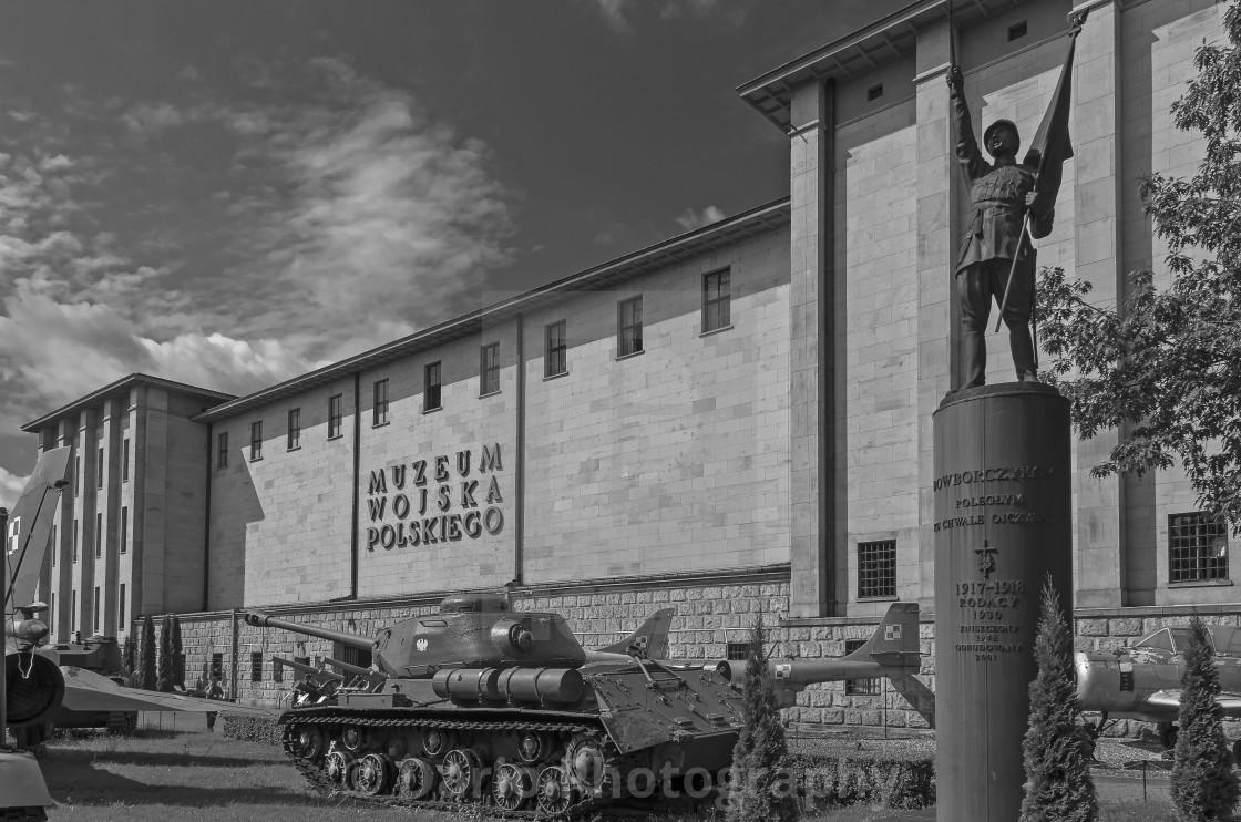 """IS-2 heavy tank"" stock image"