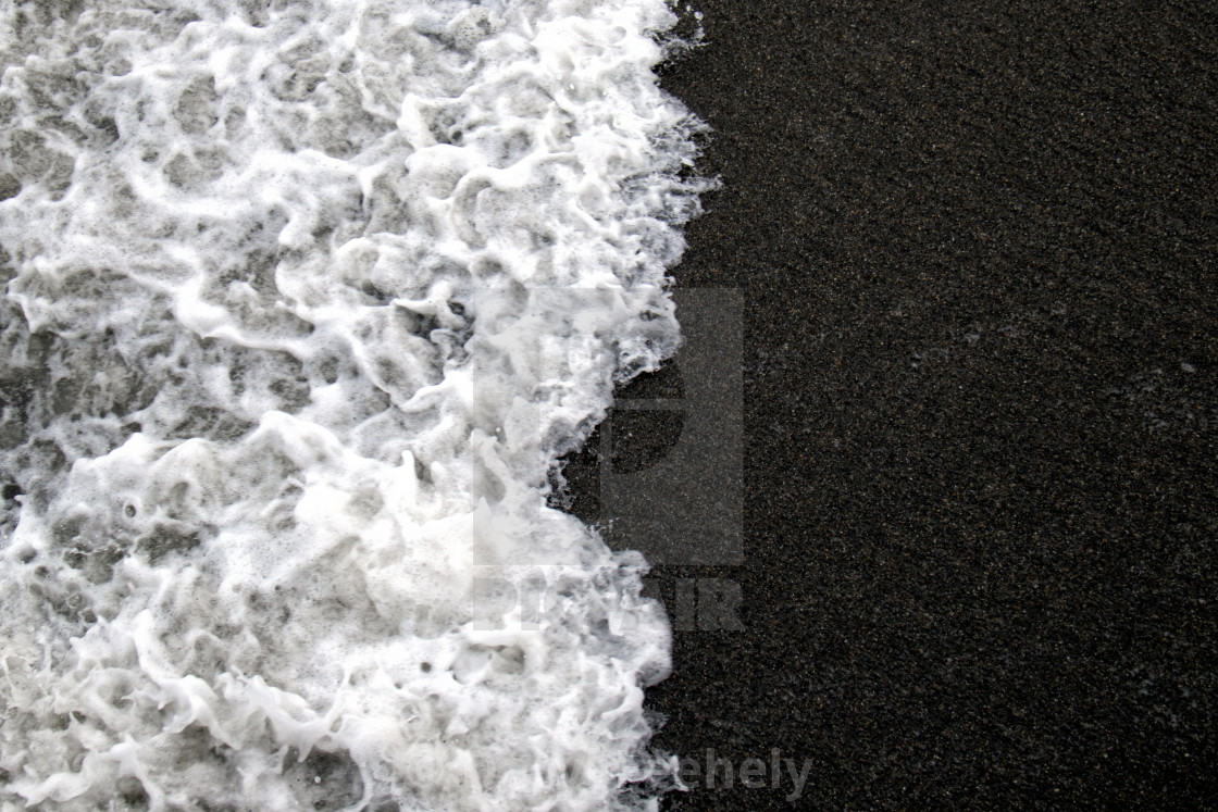 """Waves"" stock image"