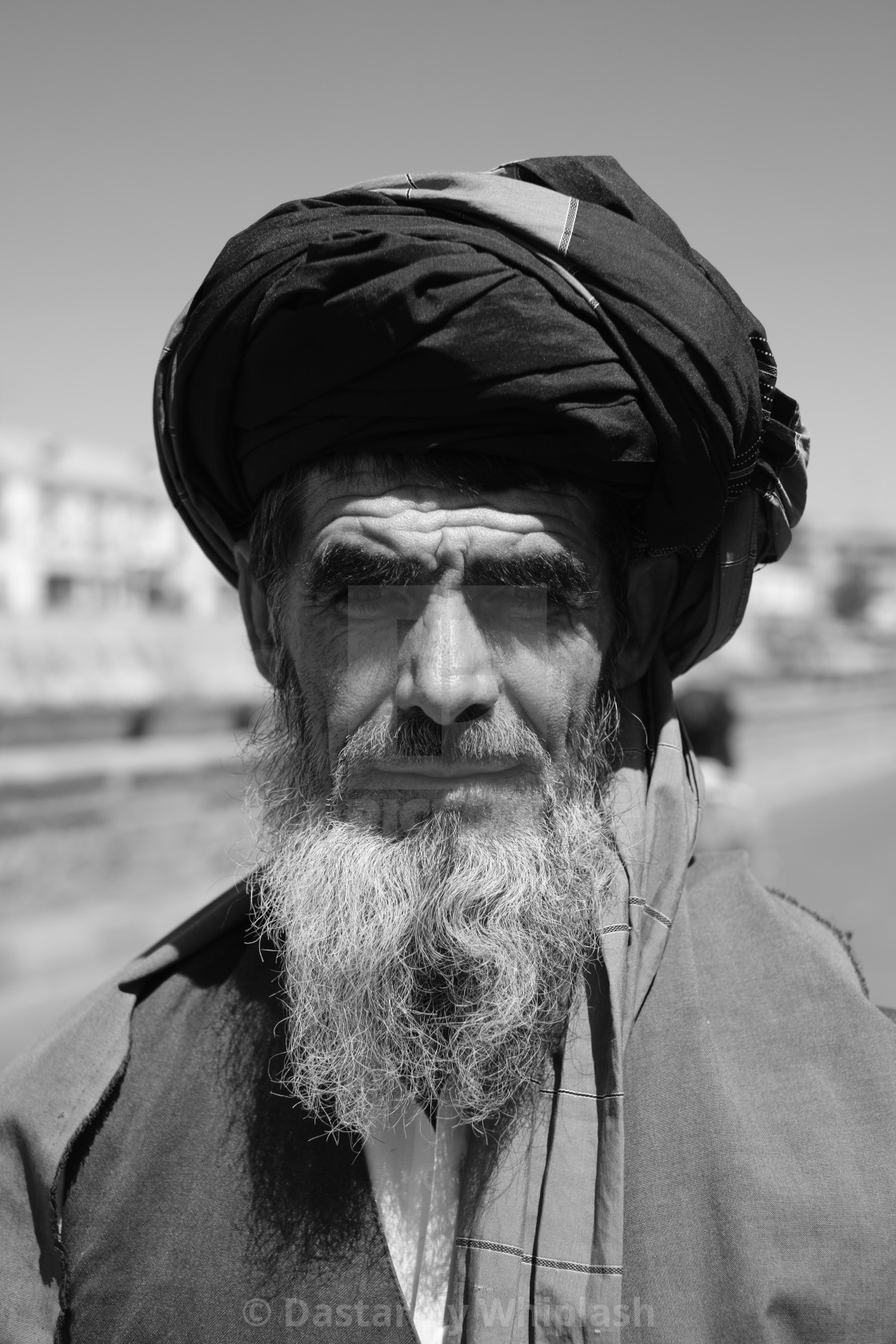 """The Pashtun"" stock image"