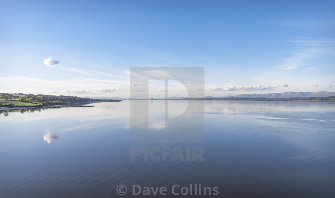 """Forth of Firth"" stock image"