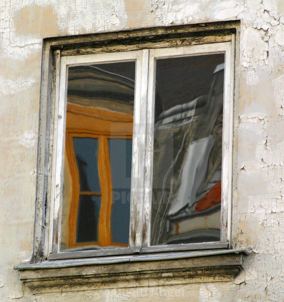 """Lille Window"" stock image"