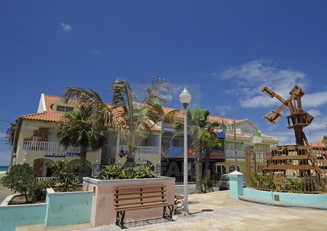 Santa Maria Island Of Sal Cape Verde License Download Or Print