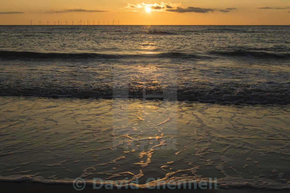 """New Brighton Resort"" stock image"