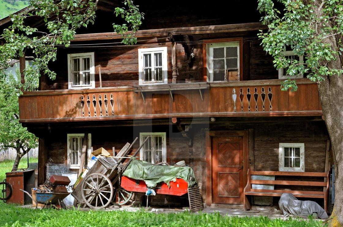 """Austrian House"" stock image"