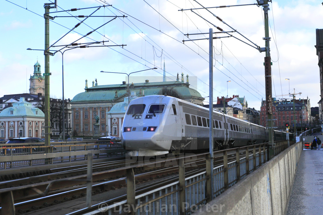 Sj stockholm city
