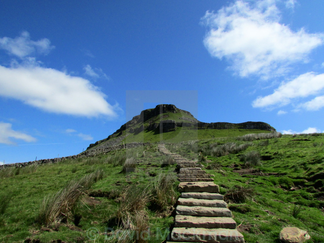 """Pen Y Ghent"" stock image"