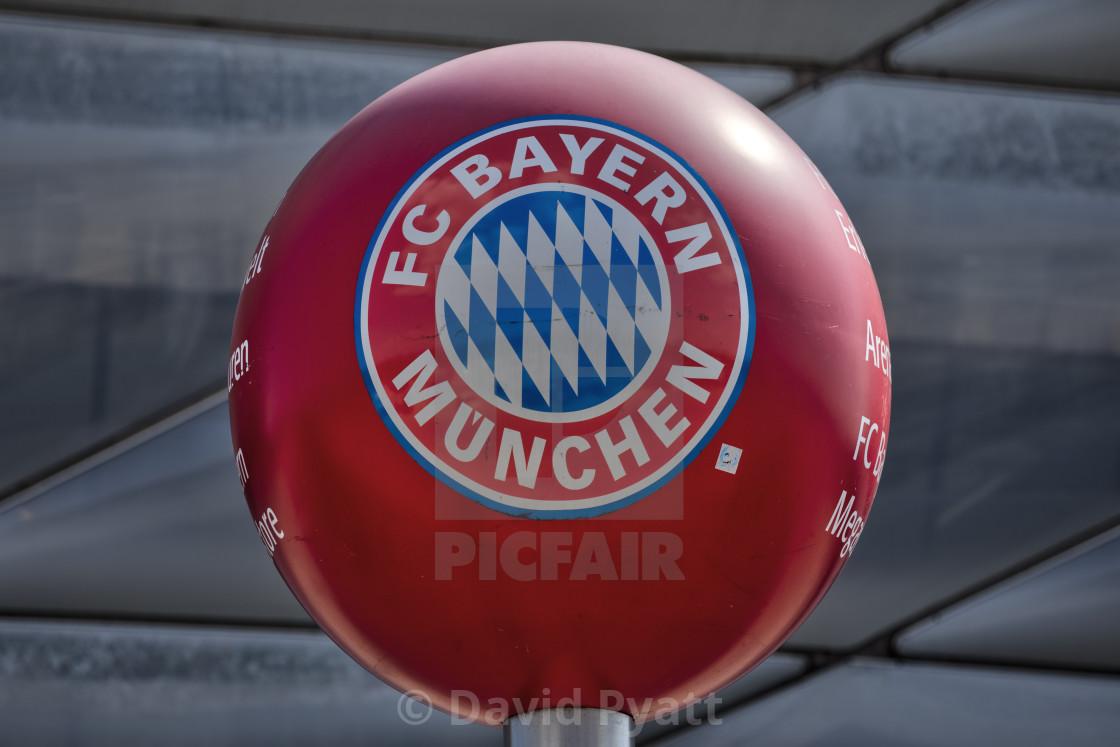 Bayern Munich Club Logo License Download Or Print For 24 80