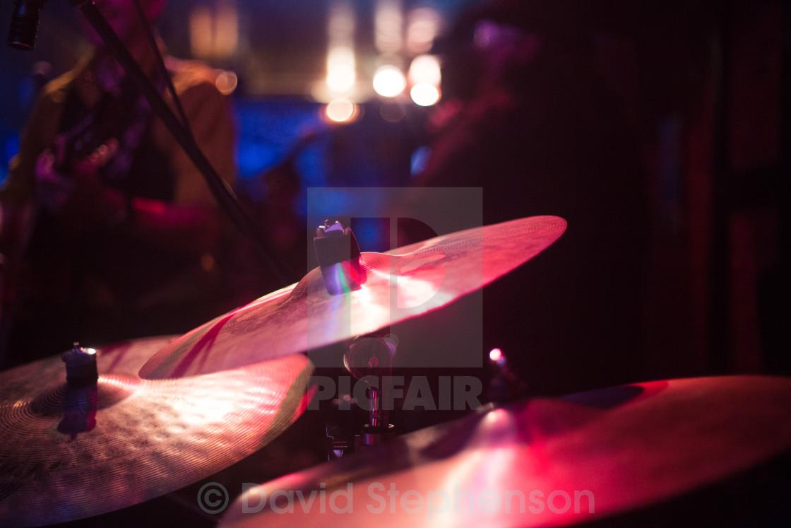 """Cymbals"" stock image"