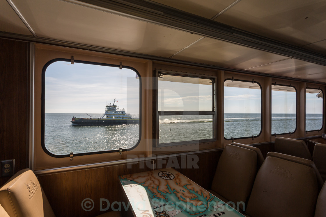 """""""Ferry View"""" stock image"""