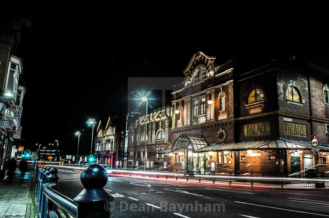 """""""Darlington Hippodrome"""" stock image"""