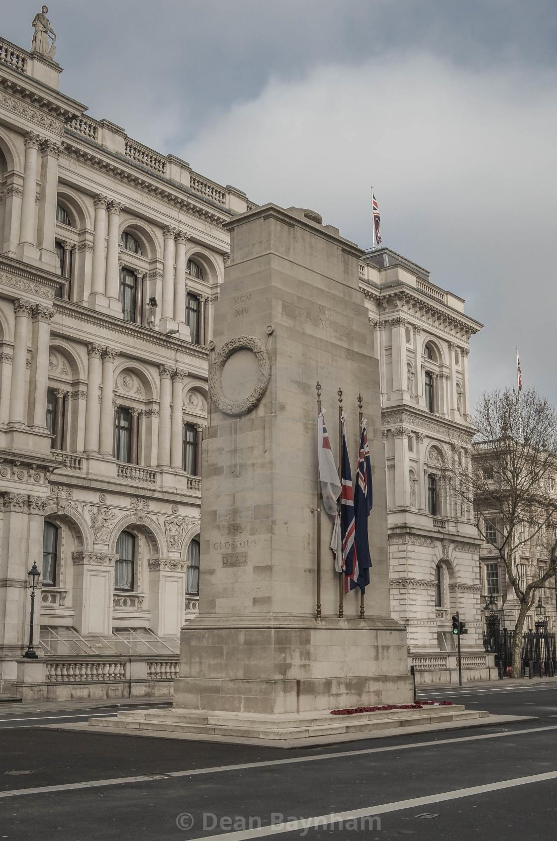 """London Cenotaph"" stock image"