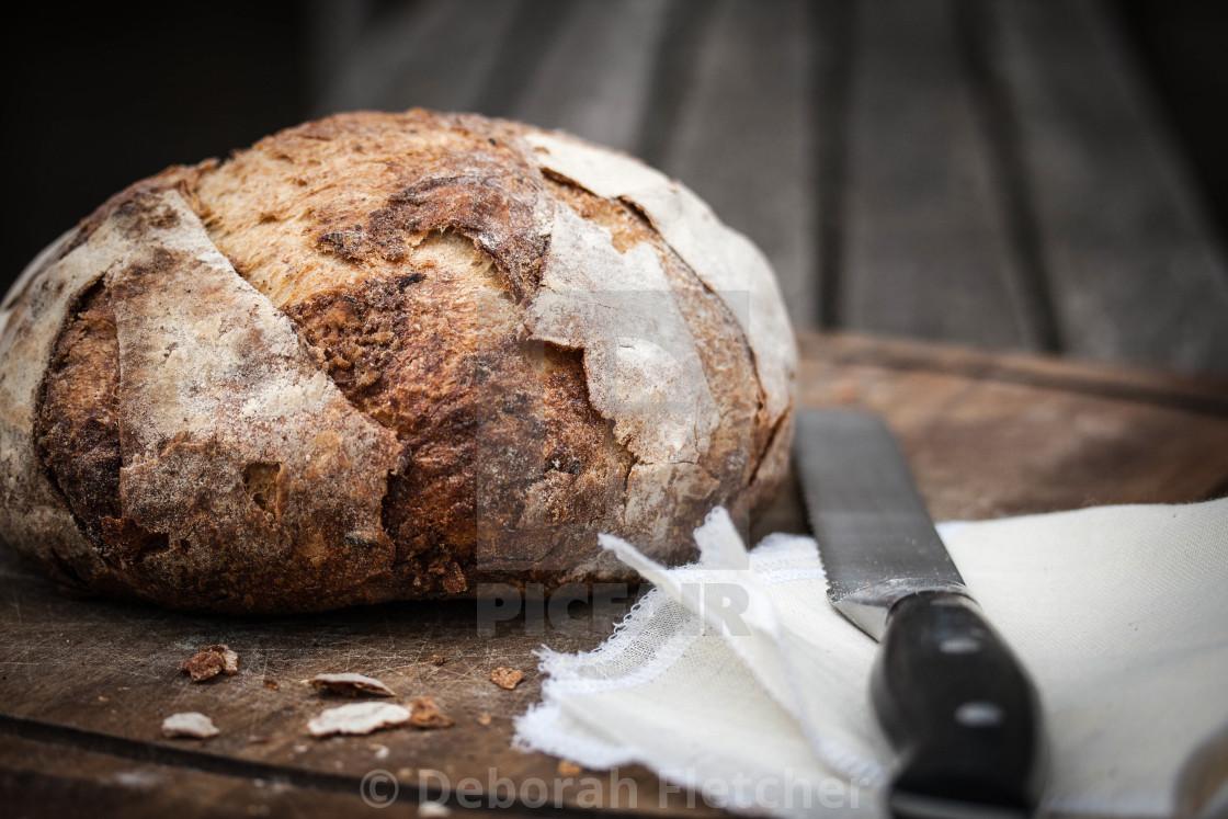 """Bread 1"" stock image"