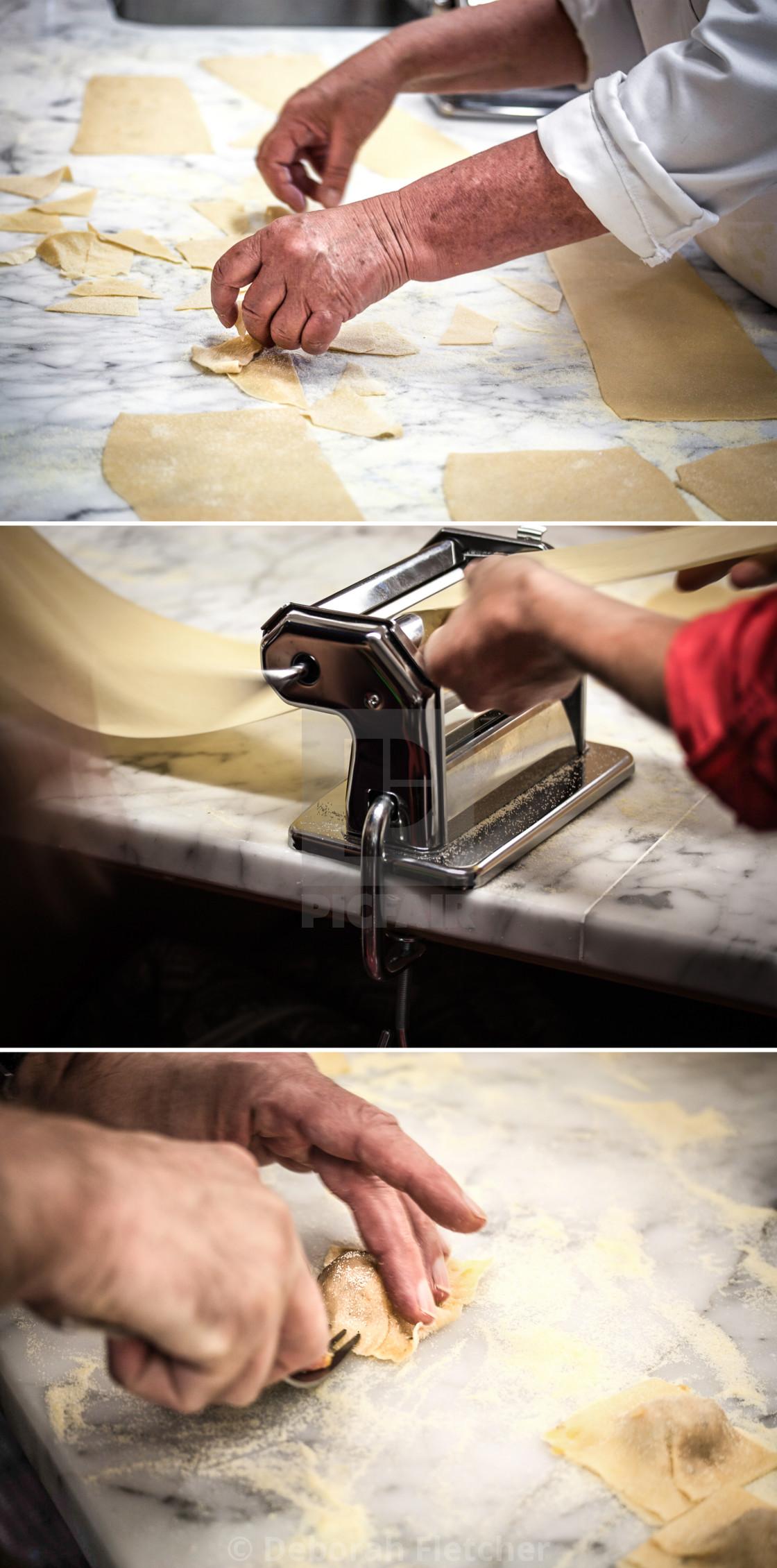 """Pasta Master"" stock image"