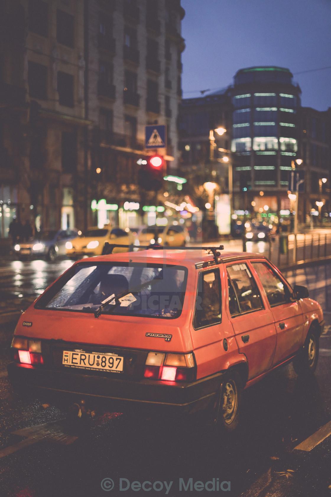 """""""Volvo"""" stock image"""