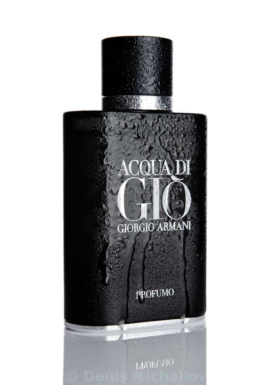 Londonuk November 11 2016 Giorgio Armani Acqua Di Gio