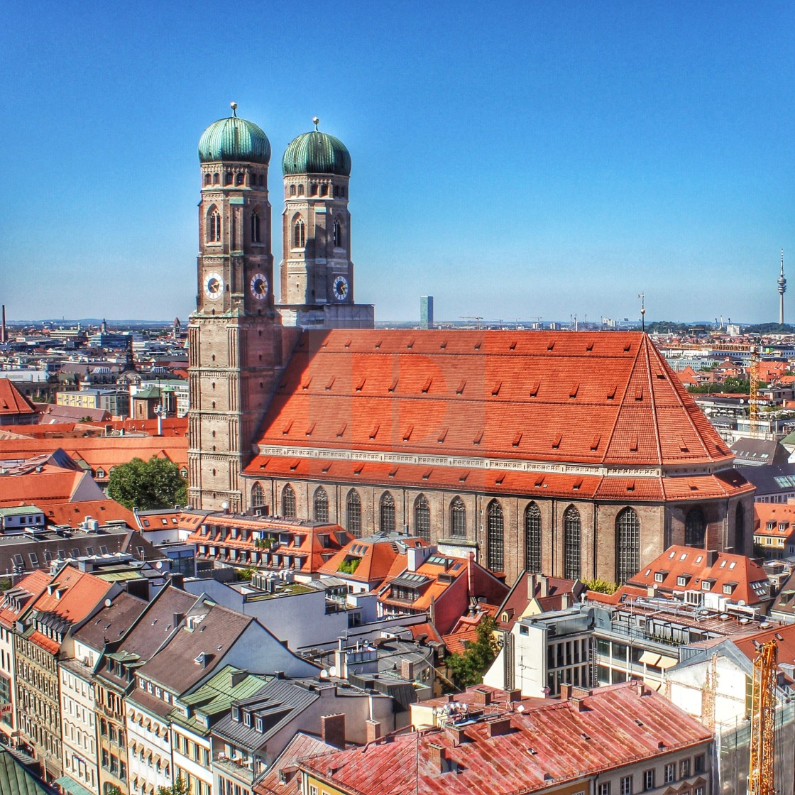 """München"" stock image"