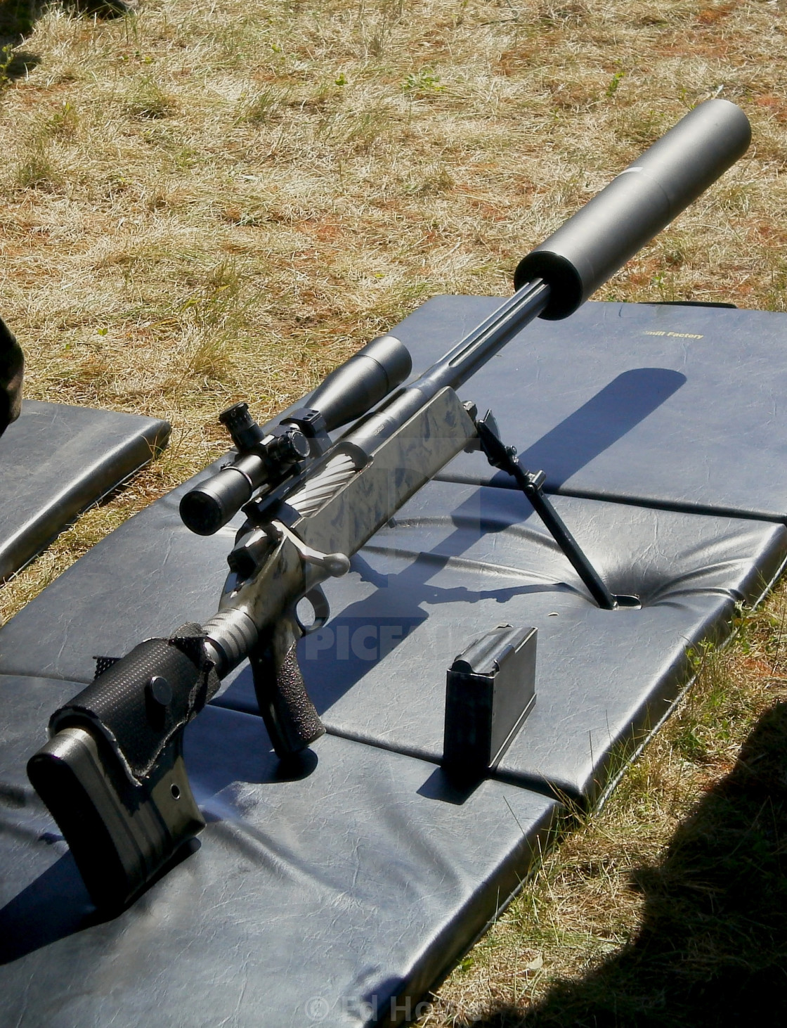 Canadian Army Sniper rifle - License, download or print for