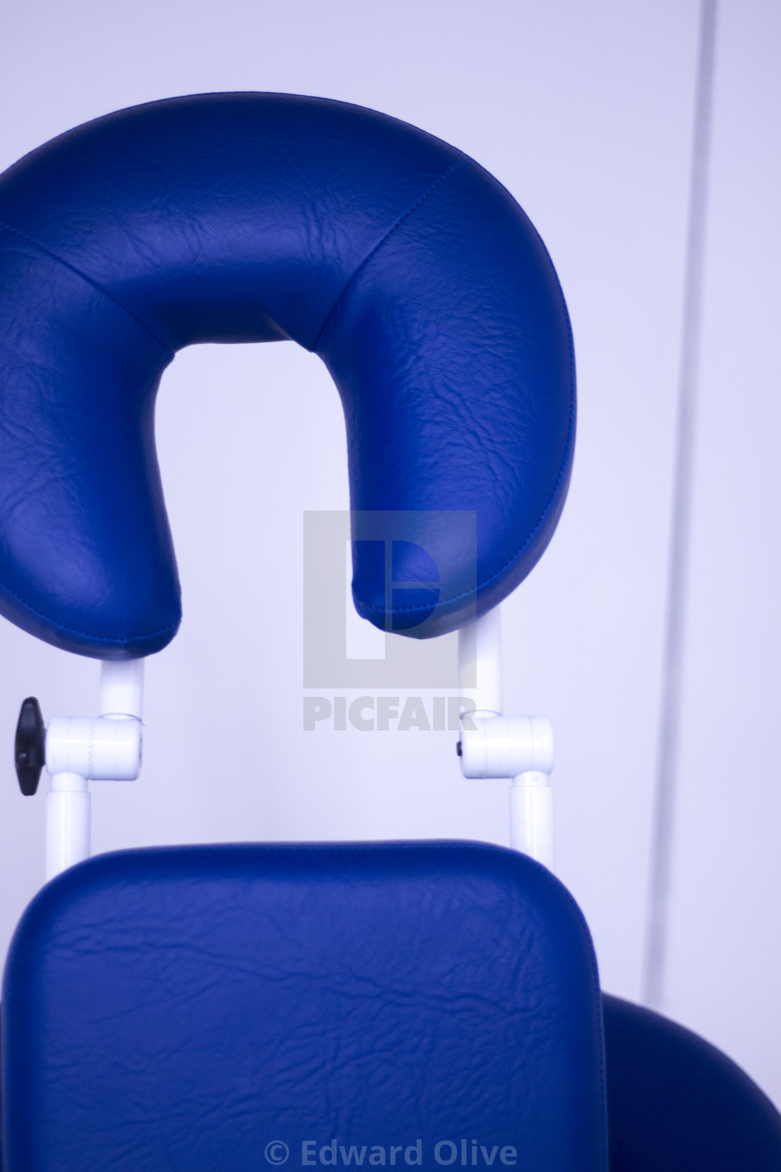 """Physical therapy physiotherapy chair"" stock image"