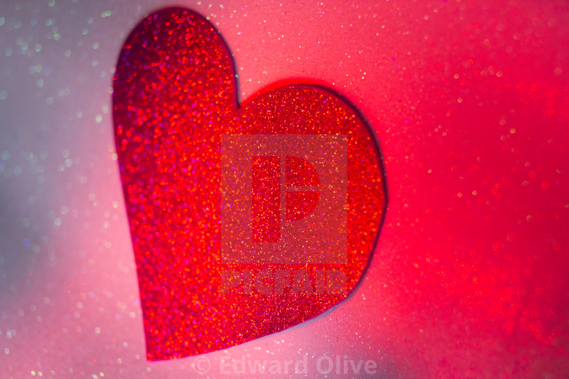 """Party love heart shape"" stock image"