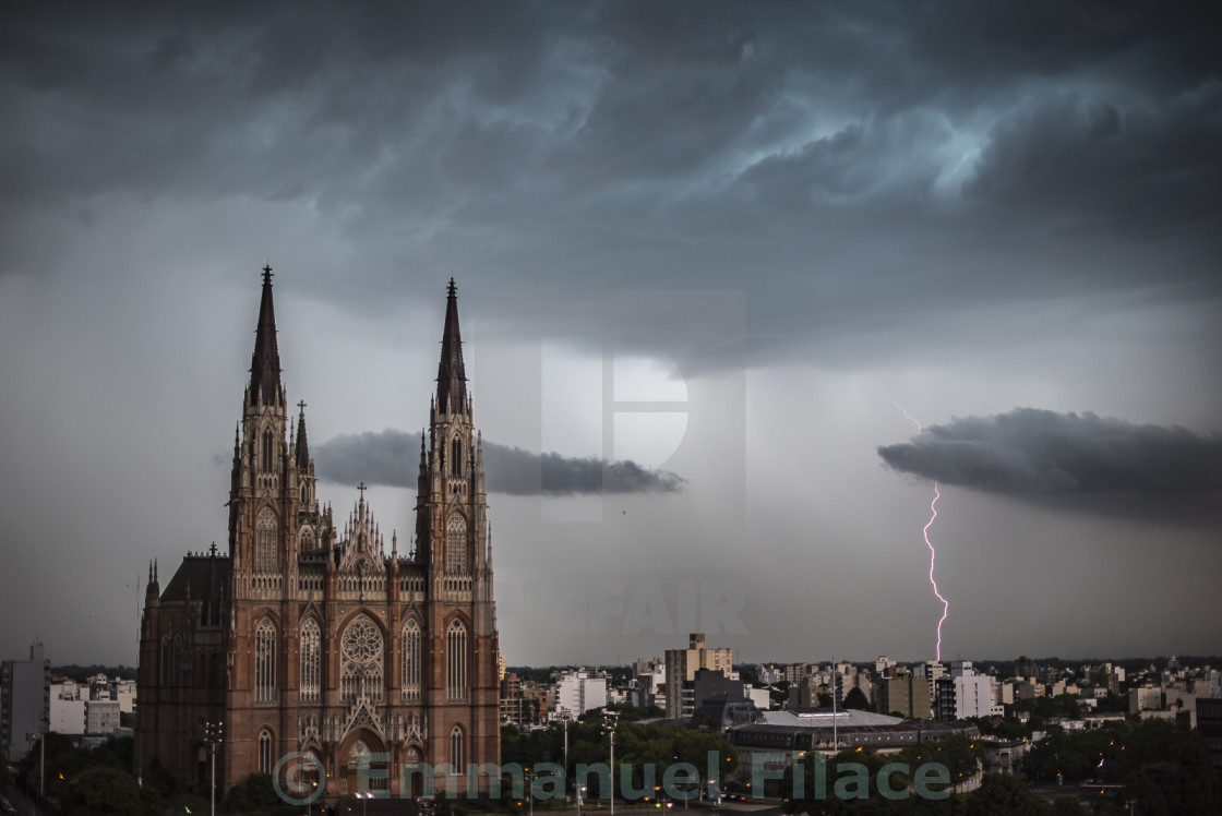 """Holy Thunderbolt"" stock image"