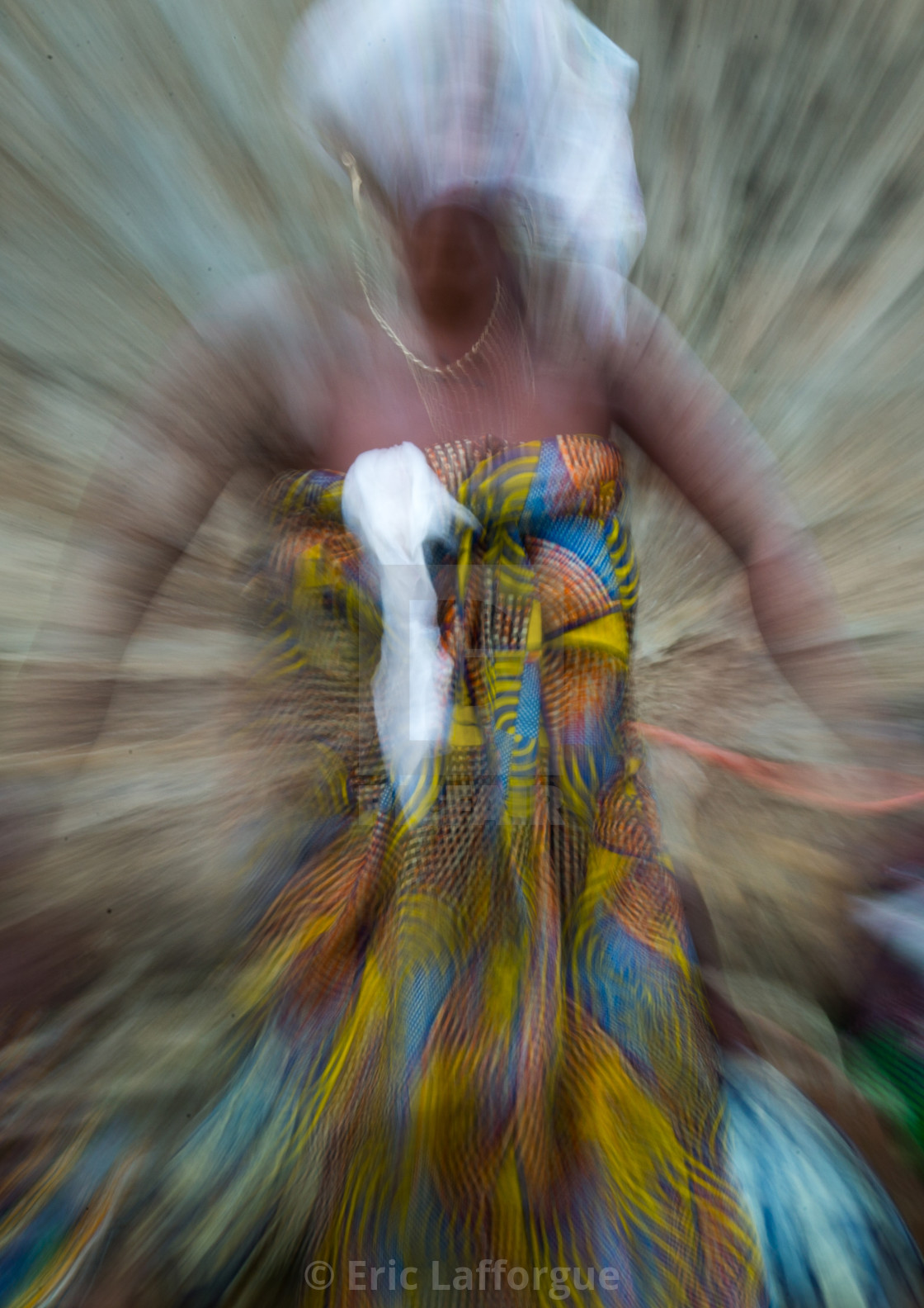 Benin, West Africa, Bopa, women dancing during a traditional