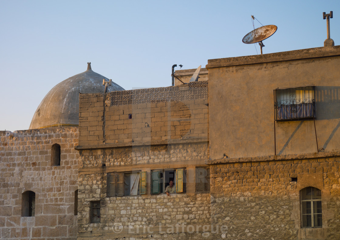 """""""Aleppo Old Town, Syria"""" stock image"""