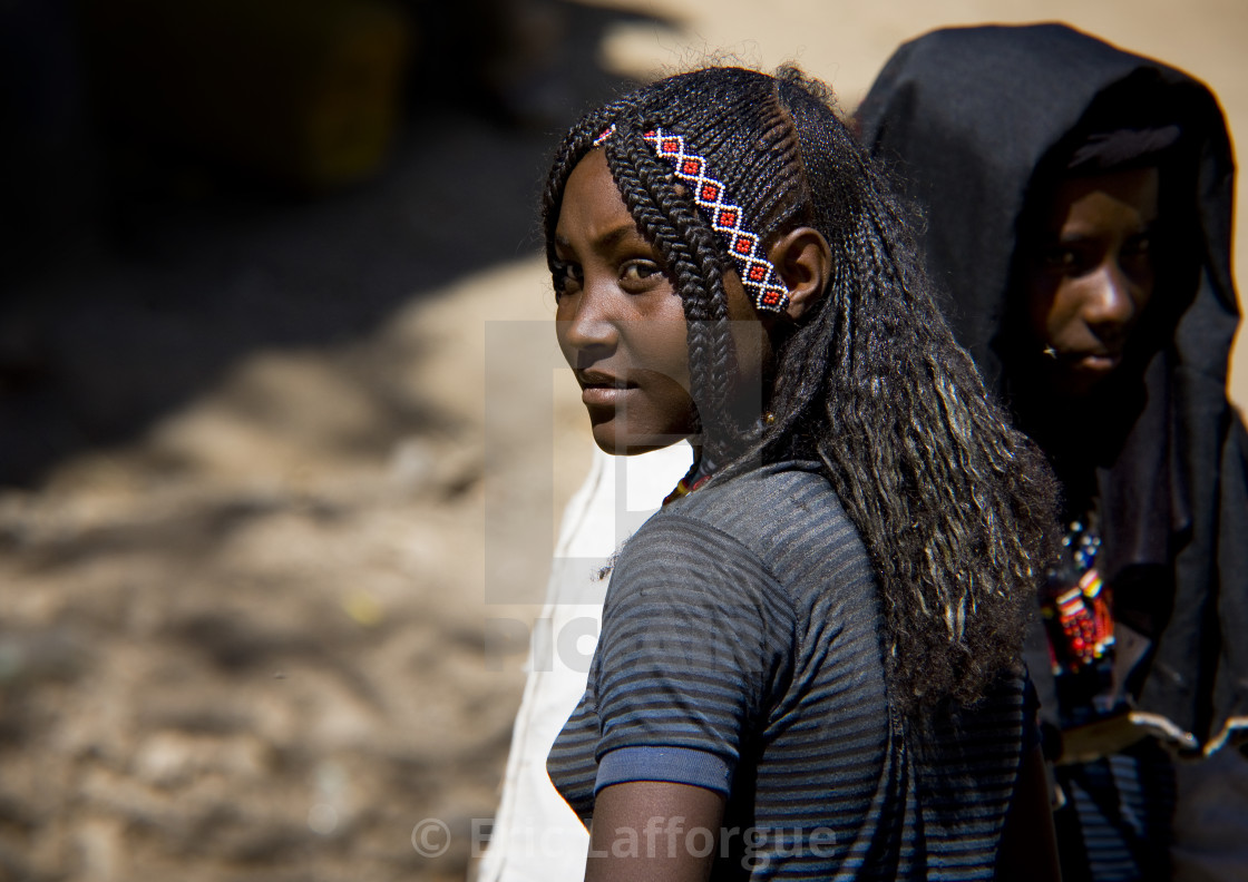 Afar Tribe Woman, Assaita, Afar Regional State, Ethiopia - License,  download or print for £57.70 | Photos | Picfair