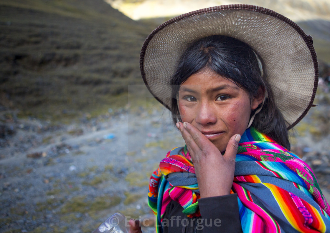 Peruvian girl bikini photos 18