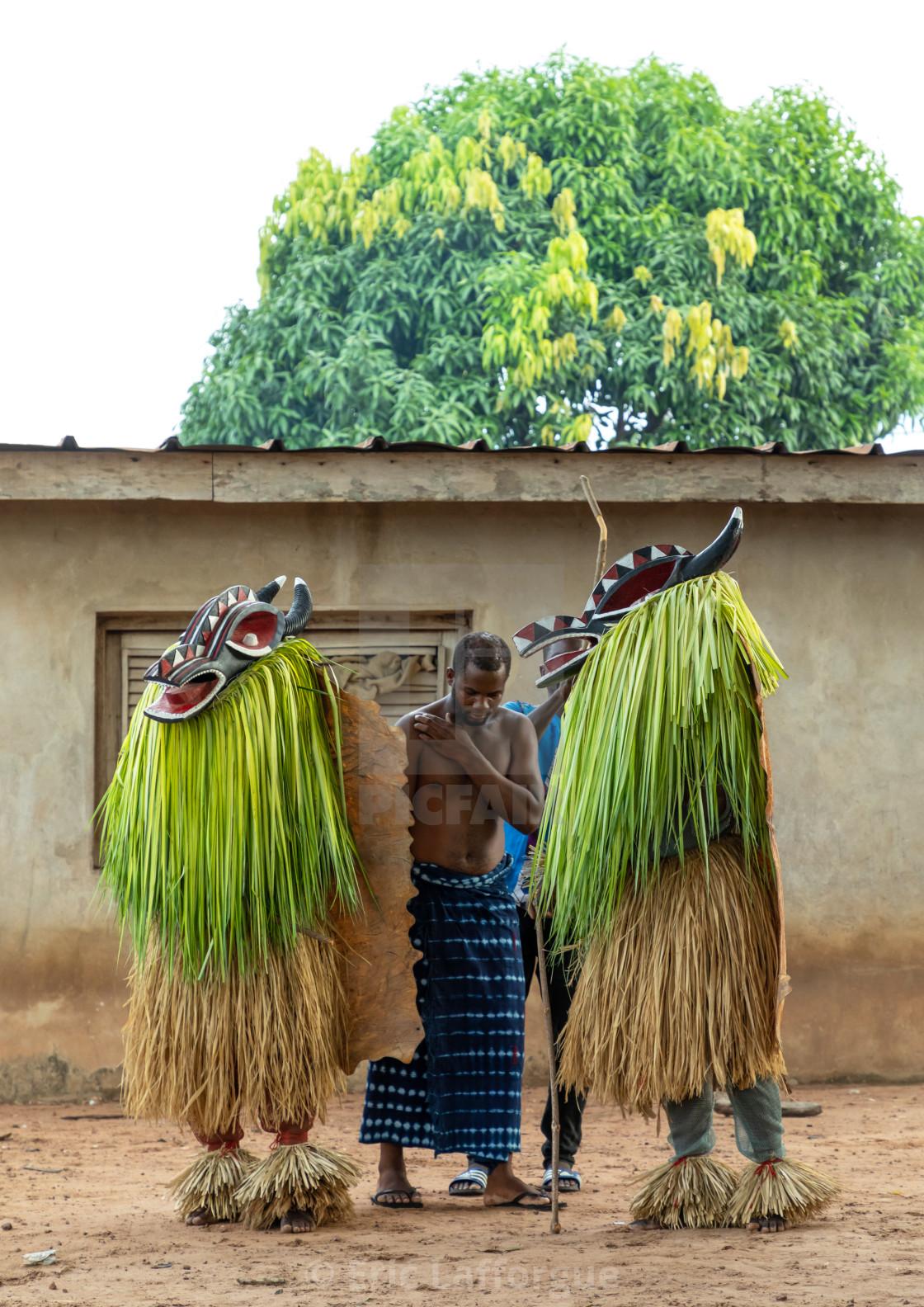 Sacred Broom