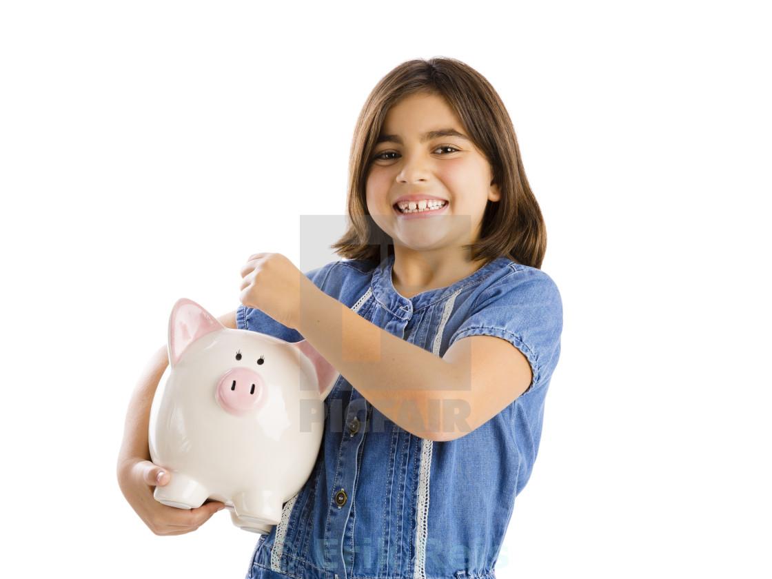 """""""My savings"""" stock image"""