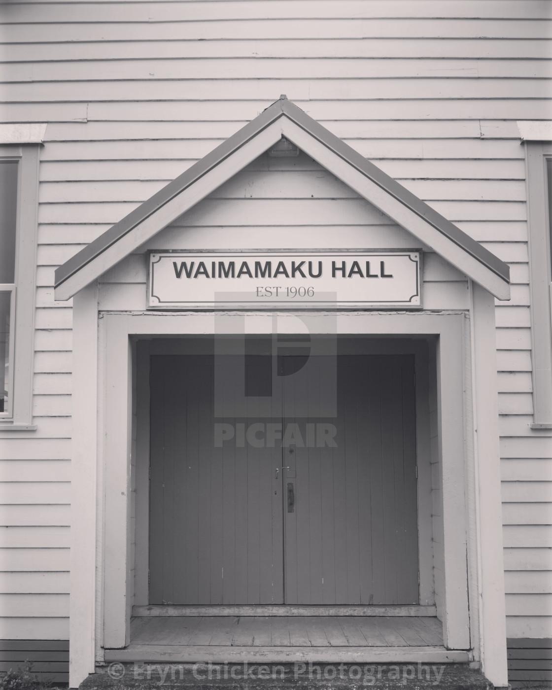 """""""Hall"""" stock image"""
