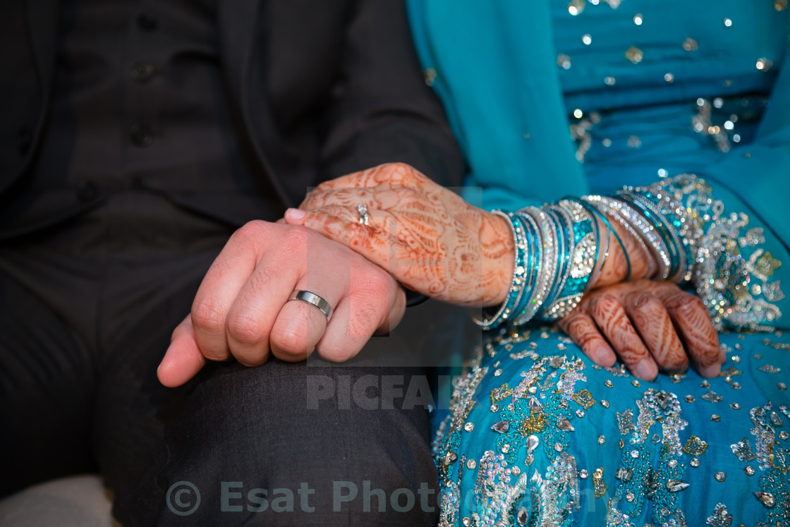 """""""Holding hands"""" stock image"""
