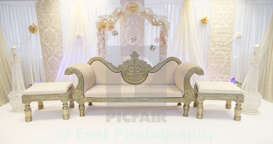 """wedding stage"" stock image"