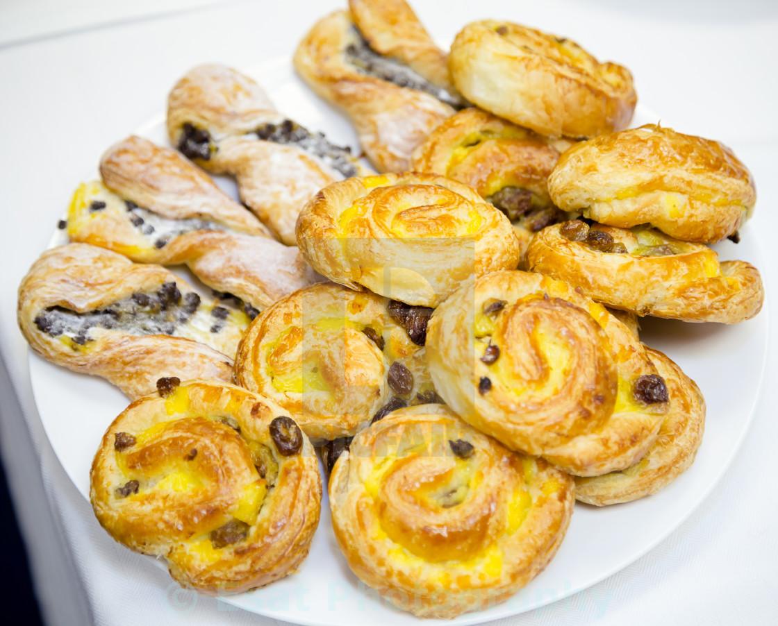 """Pastry desserts"" stock image"