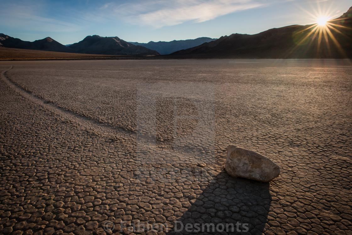 """Death Valley - U.S."" stock image"