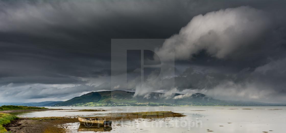 """Irish Weather"" stock image"