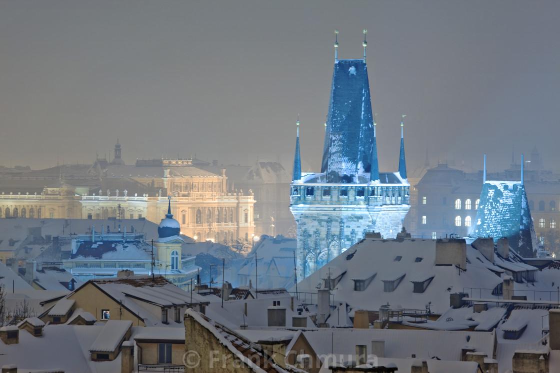 """Czech Republic, Prague - Rudolfinum Concert Hall."" stock image"