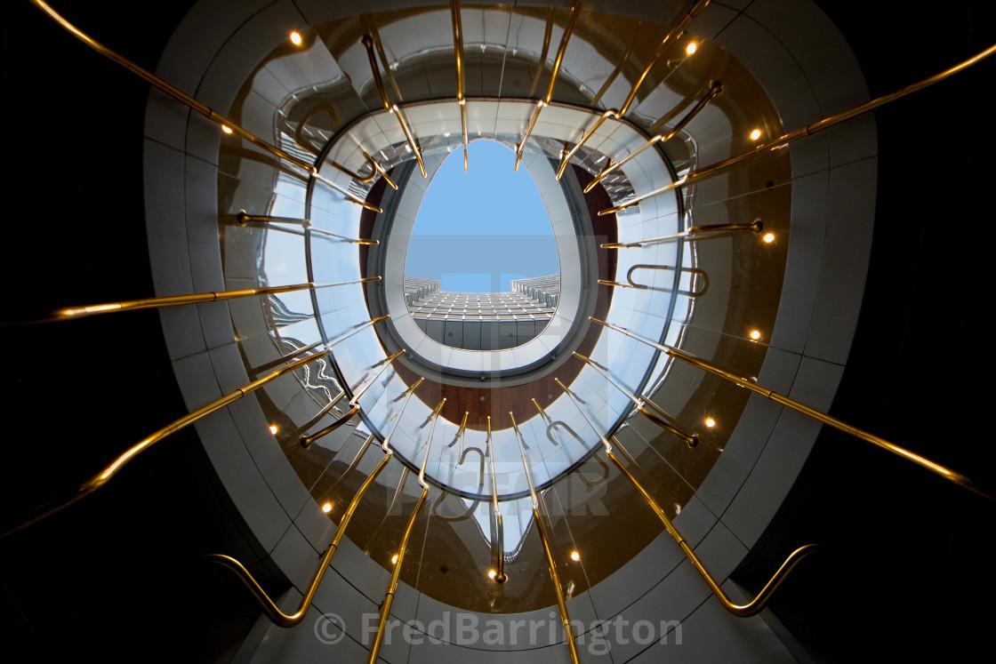 """""""Unicredit Tower, Milan"""" stock image"""
