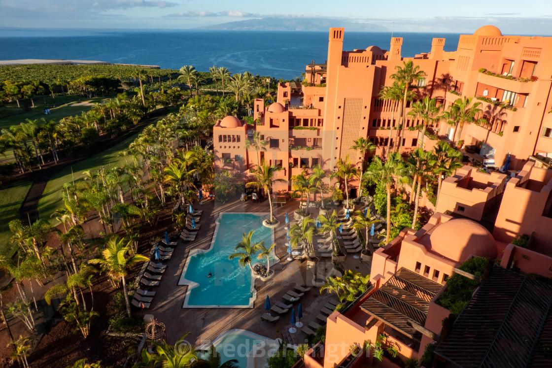 Hotel Abama, Tenerife