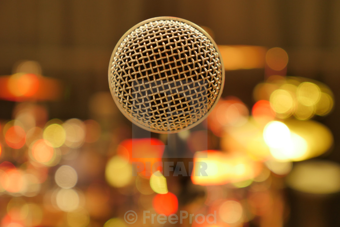 """The speech"" stock image"
