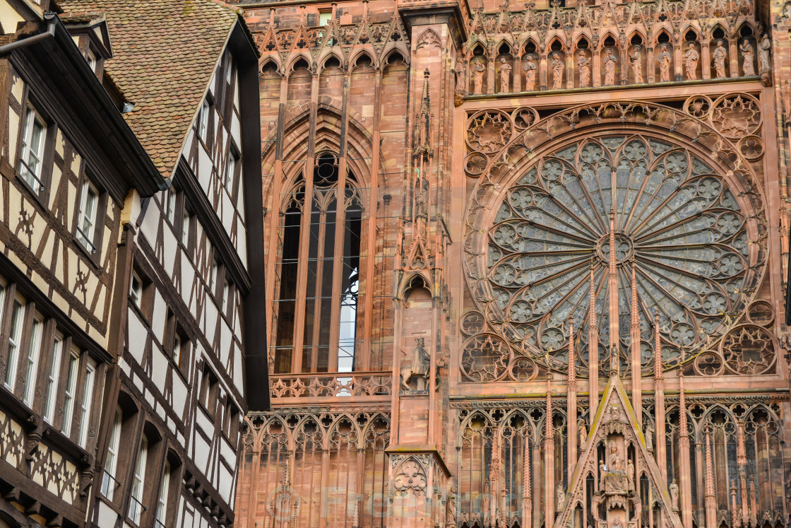 Architecte Bas Rhin cathedral notre dame of strasbourg, bas rhin, alsace