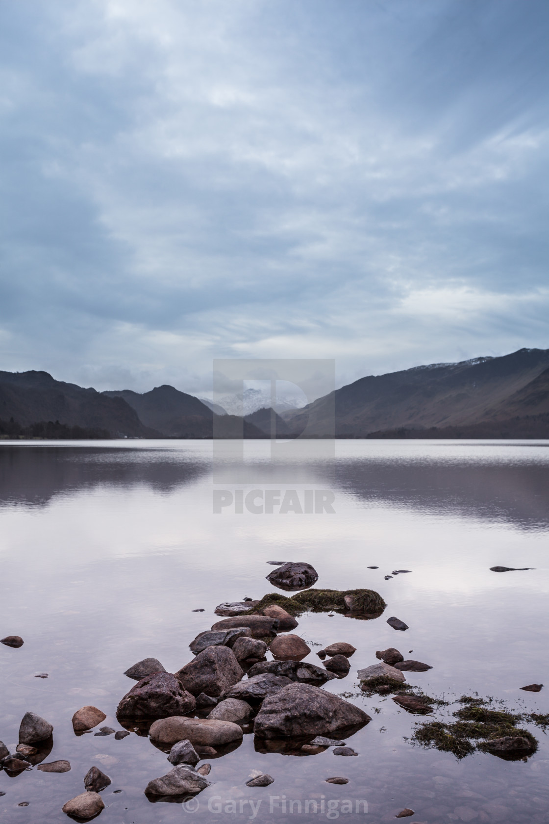 """Borrowdale"" stock image"
