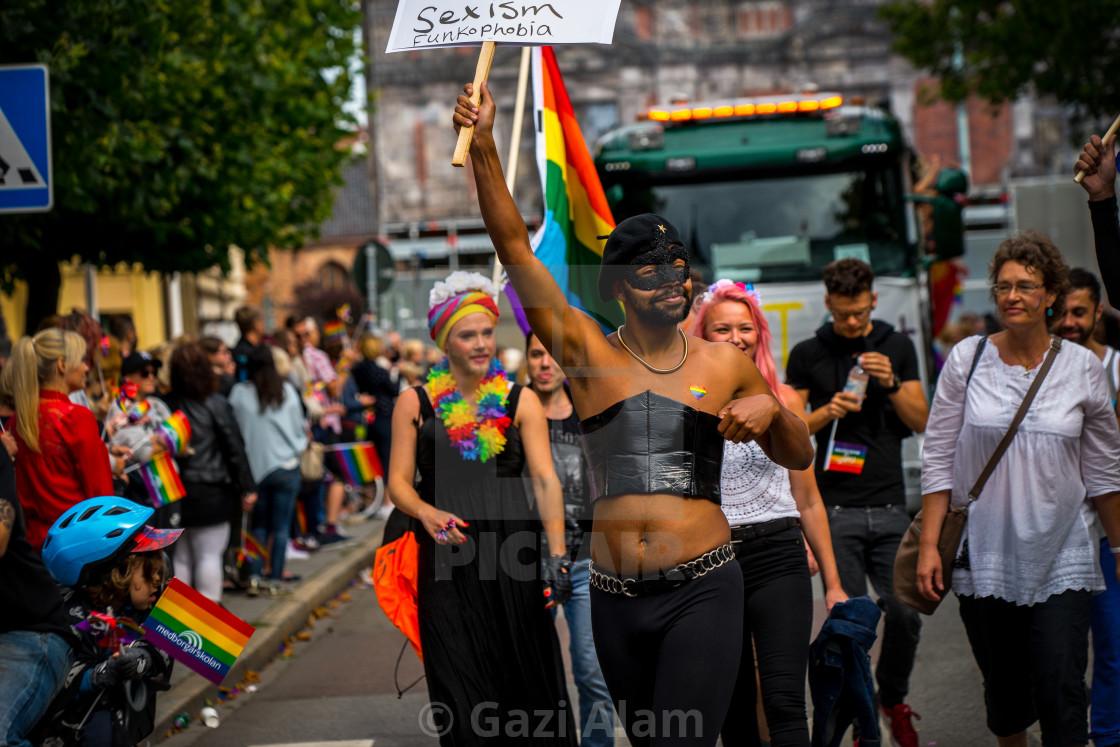 """Pride festival"" stock image"