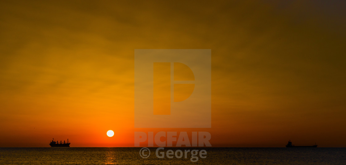 """Sunrise"" stock image"