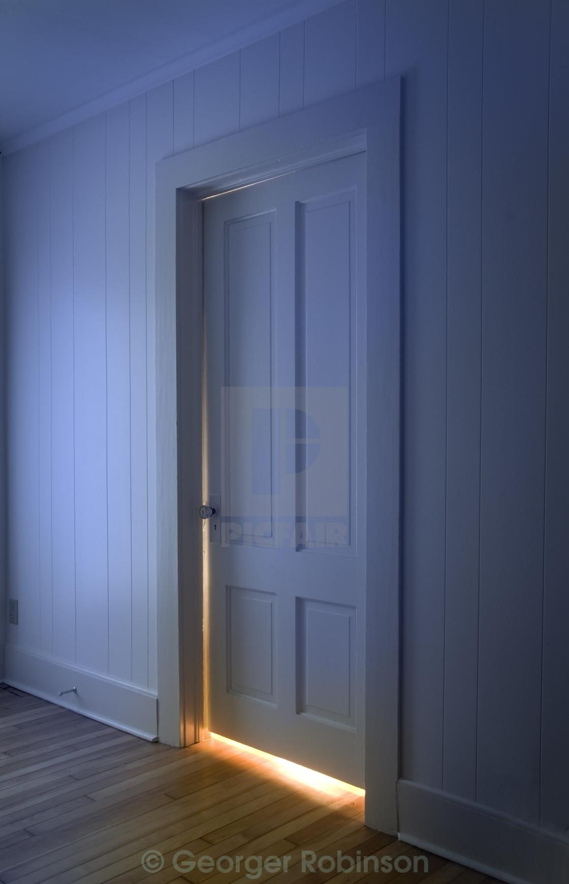 """""""closed door"""" stock image"""