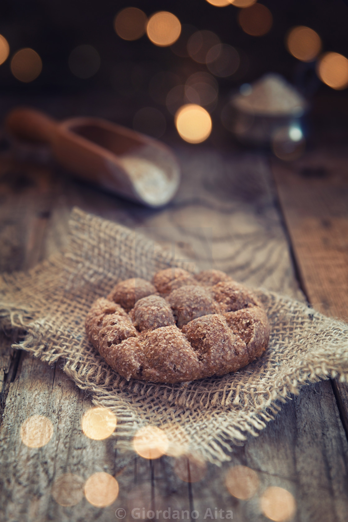 """""""Brown bread"""" stock image"""