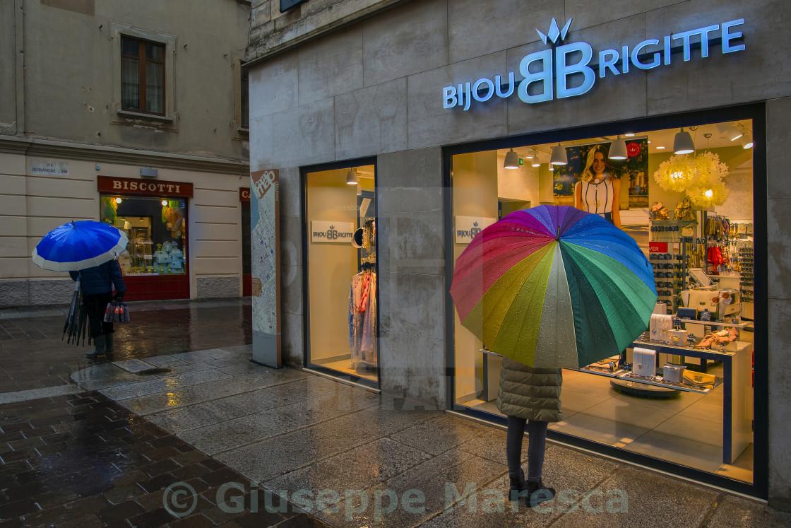 """Rainy days."" stock image"