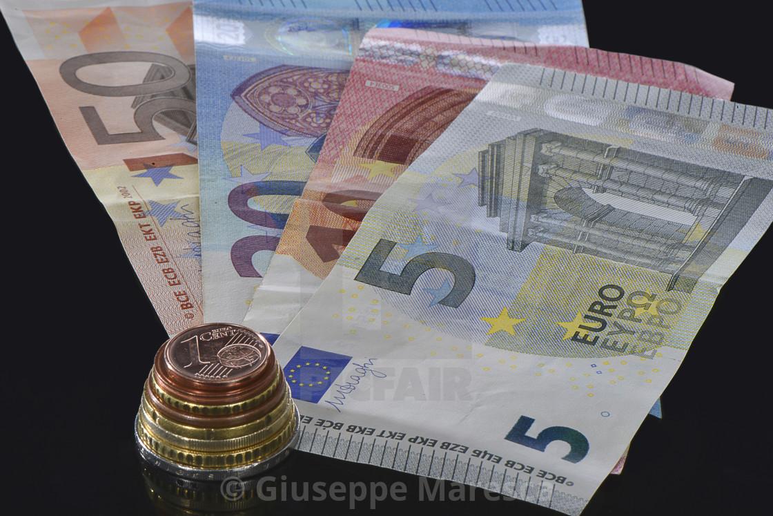 """Euro."" stock image"
